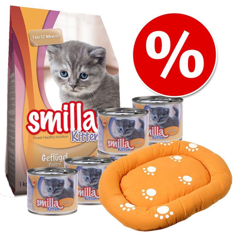 Smilla Kitten startset + kattsäng