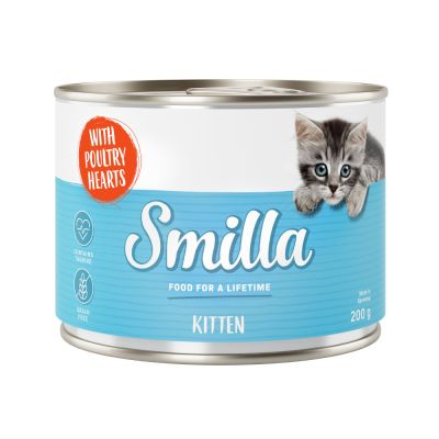 Smilla Kitten 24 x 200 g - Pack Ahorro