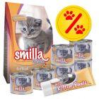 Smilla Kitten zestaw startowy + pasta dla kociąt