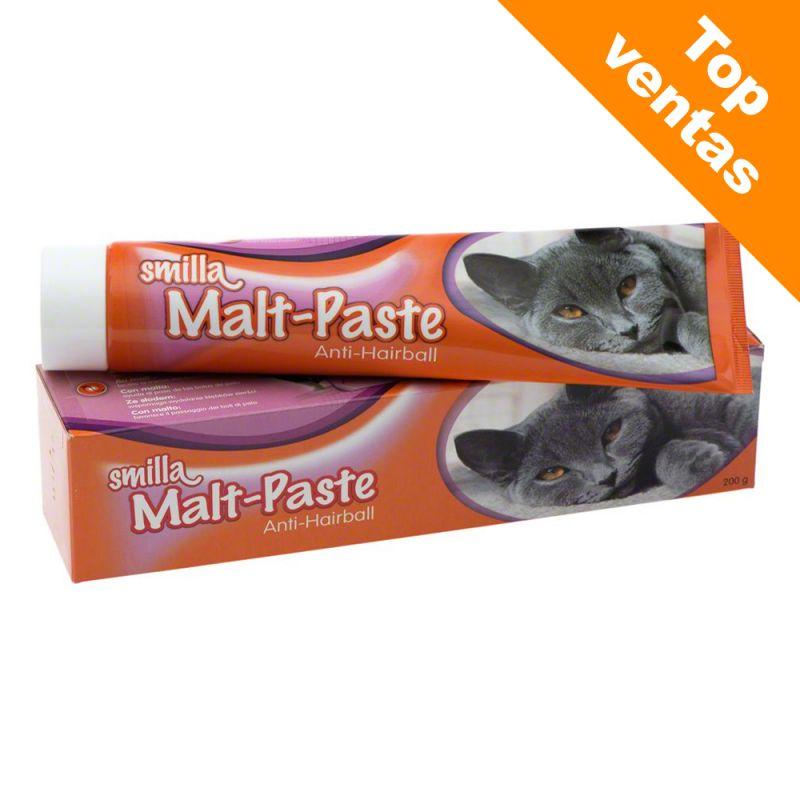 Smilla pasta de malta Anti-Hairball para gatos