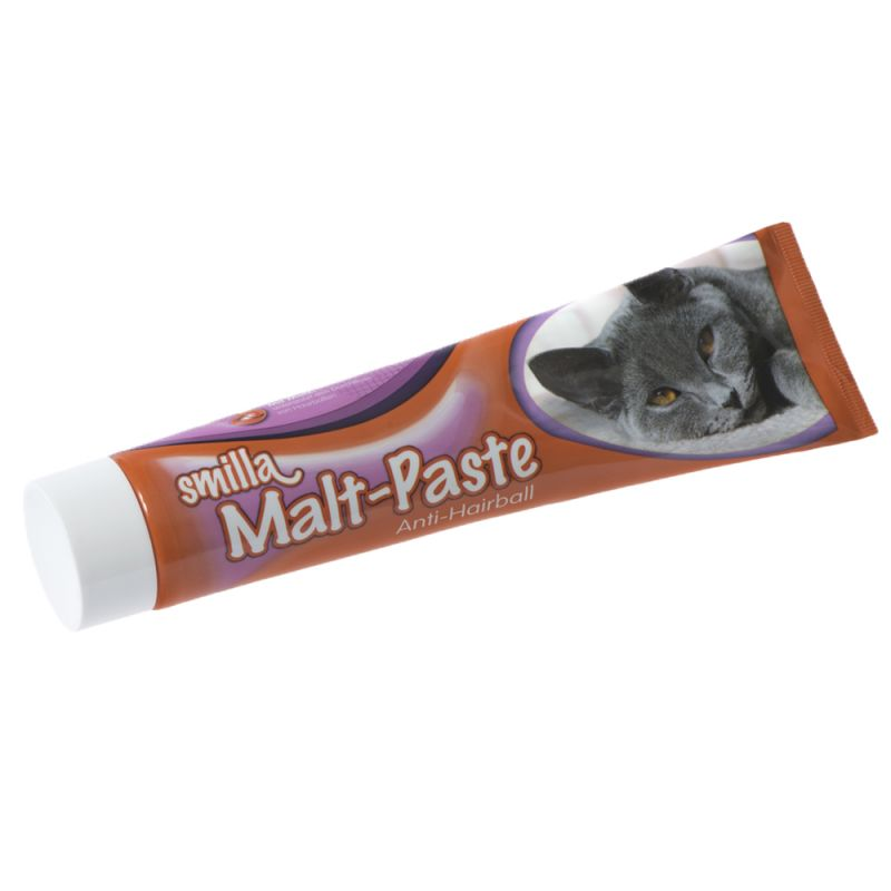 Smilla pasta de malte Anti-Hairball para gatos