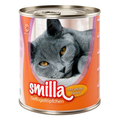 Smilla Poultry Pot 6 x 800 g