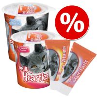 Smilla snacks para gatos en pack de prueba ¡con gran descuento!
