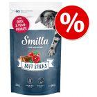 Smilla Soft Sticks 50 g zum attraktiven Probierpreis