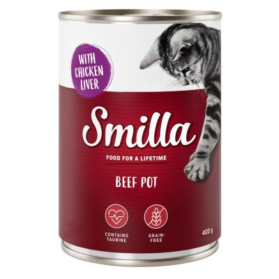 Smilla Tender Beef 6 x 400g