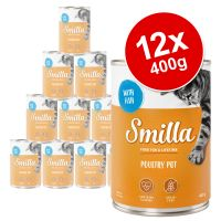 Smilla Tender Poultry Saver Pack 12 x 400g