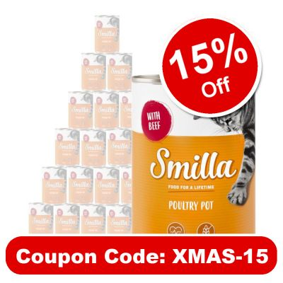 Smilla Tender Poultry Saver Pack 24 x 400g