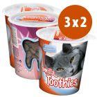 Smilla Toothies o Hearties snacks en oferta 3 x 125g: 2 + 1 ¡gratis!