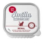 Smilla Veterinary Diet Renal bœuf pour chat