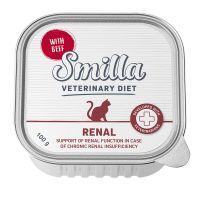 Smilla Veterinary Diet Renal bœuf pour chat