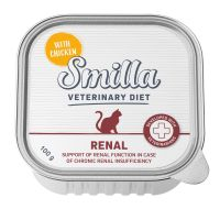 Smilla Veterinary Diet Renal, kurczak