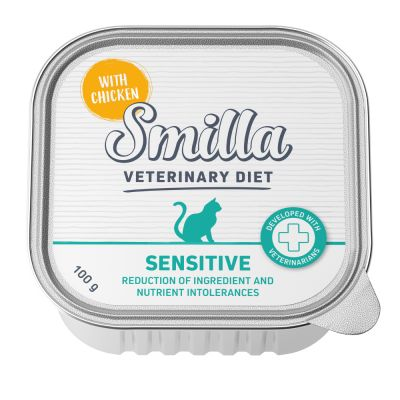 Smilla Veterinary Diet Sensitive poulet pour chat