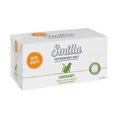 Smilla Veterinary Diet Urinary, dinde