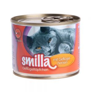 Smilla volaille 6 x 200 g pour chat