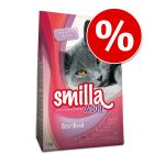 Smilla 2 x 10 kg pienso para gatos - Pack Ahorro