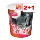Smilla-kissantahnat tai herkkupalat: 2 + 1 kaupan päälle!