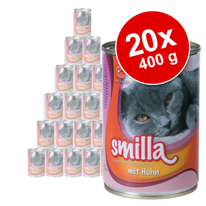 Smilla-pata 20 x 400 g