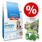 Smølke Puppy Mini-Medium Pakket