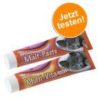 Snackmix: Smilla Multi-Vitamin & Malt Katzenpaste