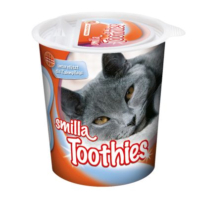 Snackpakket: Smilla kattensnacks
