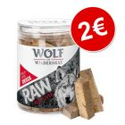 Snacks Sensacionales: Wolf of Wilderness - RAWs ¡por solo 2€!