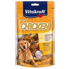 Snacks Vitakraft CHICKEN Rollitos de pollo para perros
