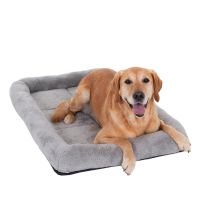 Snuggle Cushion for Dog Carriers and Crates - Grey