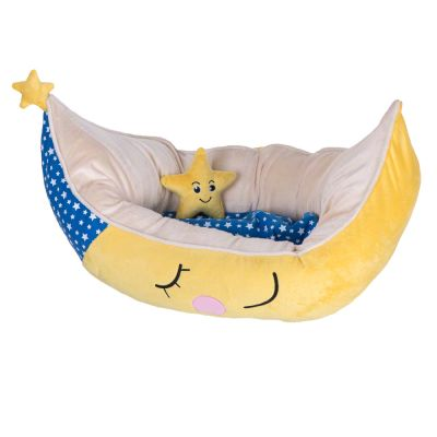Snuggle Dog Bed Moon