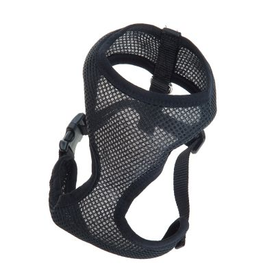 Soft Dog Harness - Black