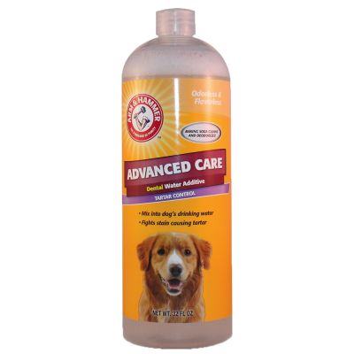 Soin dentaire Arm & Hammer Advanced Care pour chien