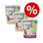 "Sonderpreis! Briantos ""FitBites"" Hundesnacks 3 x 150 g"