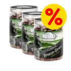 Sparepakke: 3 x 35/45/60 g Wild Freedom Freeze-Dried Snacks