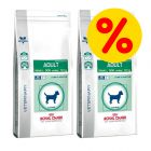 Sparepakke: 2 x Royal Canin Vet Care Nutrition, Adult hundefoder