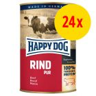Sparepakke: Happy Dog pur 24 x 400 g