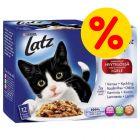 """Sparepakke: Latz """"Så lækkert som det ser ud"""", 120 x 100 g"""
