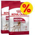 Sparepakke Royal Canin Size Medium hundefoder