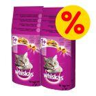 Sparepakke Whiskas kattefoder