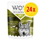 "Sparepakke: Wolf of Wilderness Adult ""Soft & Strong"" 24 x 300 g"