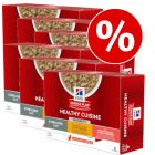 Sparepakke: 48 x 80 g Hill's Science Plan Healthy Cuisine portionspose