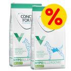 Sparepakke: 2 x 12 kg Concept for Life Veterinary Diet hundefoder