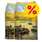 Sparepakke: 2 x 12,2 kg Taste of the Wild Adult