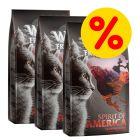 "Sparepakke: 3 x 2 kg Wild Freedom kattefoder ""Spirit of"""