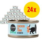Sparpack: Cosma Nature 24 x 70 g