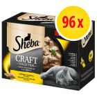 Sparpack: Sheba Craft Collection 96 x 85 g