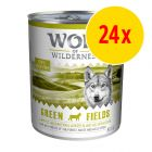 Sparpack Wolf of Wilderness 24 x 800 g