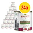 Sparpack: Almo Nature HFC 24 x 280 g