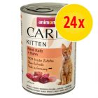 Sparpack: Animonda Carny Kitten 24 x 400 g