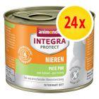 Sparpack: Animonda Integra Protect Adult Renal 24 x 200 g konservburk