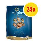 Sparpack: Applaws Cat Pouches kattmat 24 x 70 g