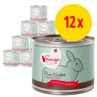 Sparpack: Feringa Pure Meat Menue 12 x 200 g